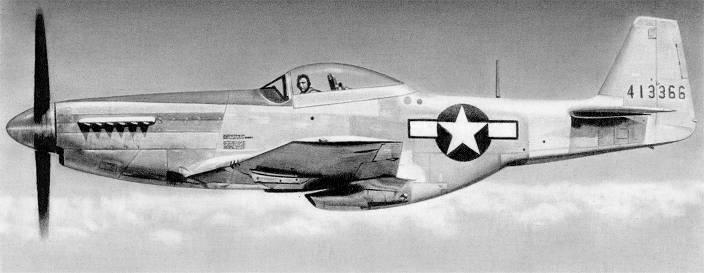 P-51D Mustang - Factory Fresh - Inglewood