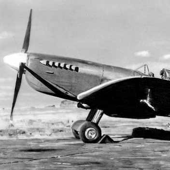 Capt. John Blyth - Spitfire PR Mk XI - 8th Air Force - 7th Photo Reconnaissance Group
