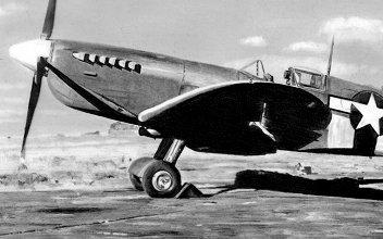 Spitfire PR Mk XI - USAAF - Capt. John Blyth