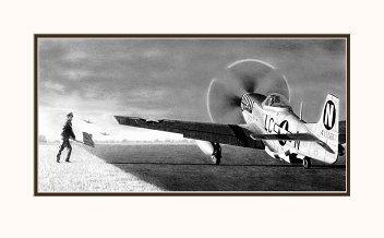 P-51D Mustang - June Nite - 44-11161 - Eighth Air Force