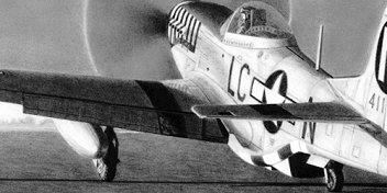 P-51 Mustang - June Nite - USAAF - Lt. Ernest Fiebelkorn