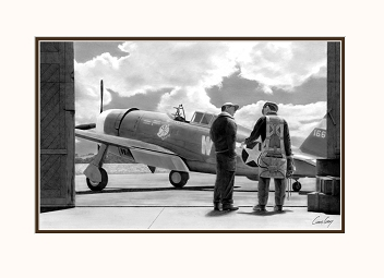 P-47C Thunderbolt - Spokane Chief - 42-28276 - Eighth Air Force