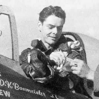 Capt. David Baumeister - Pilot - 365th Fighter Group