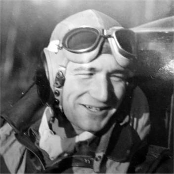Lt. Glenn Crum - Pilot - 356th Fighter Group