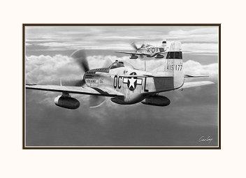 P-51D Mustang - Koyli Renee - 44-15177 - Kathleen - 44-15195