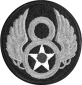 8th Air Force Emblem